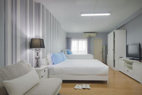 Nicely Decorated Apartment close BKK airport Nicely Decorated Apartment close BKK airport