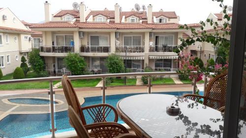 Fethiye Sunset Beach Club Aqua Apartment ulaşım