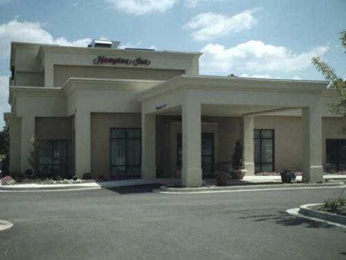 Hampton Inn Jacksonville - Jacksonville, IL IL 62650