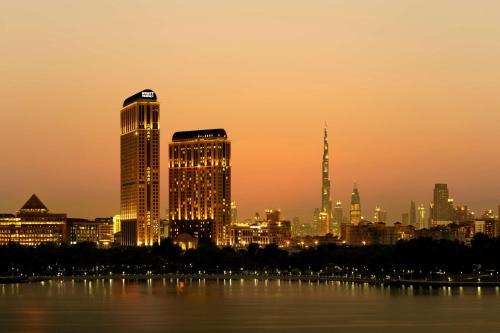 Hyatt Regency Dubai Creek Heights impression