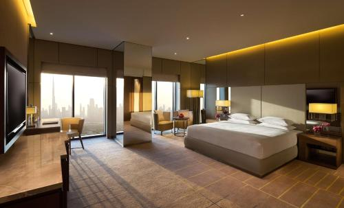 Hyatt Regency Dubai Creek Heights photo 42