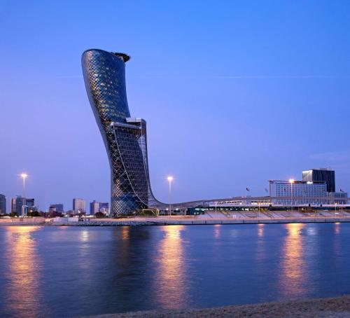 Andaz Capital Gate Abu Dhabi - a concept by Hyatt impression