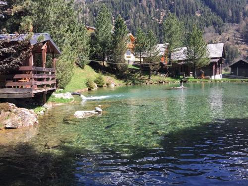 Gletscher Chalet - Hotel - Flattach