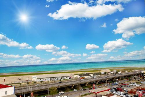 Trabzon Elmas Apart Hotel ulaşım