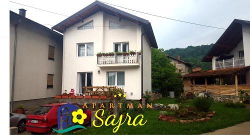 . Apartment Sajra