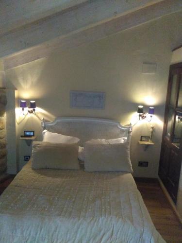 Habitación Doble Estándar con vistas Hotel Real Posada De Liena 26