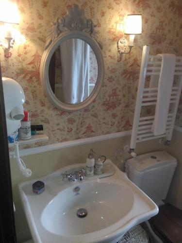 Standard Doppelzimmer mit Aussicht Hotel Real Posada De Liena 27