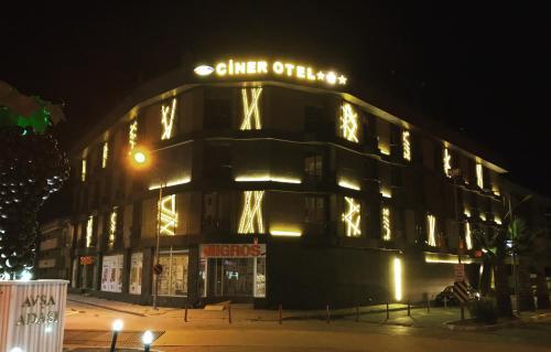 Avsa Adasi Ciner Otel tatil