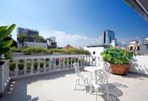 Babylon D3 Serviced Apartment Ho Chi Minh City