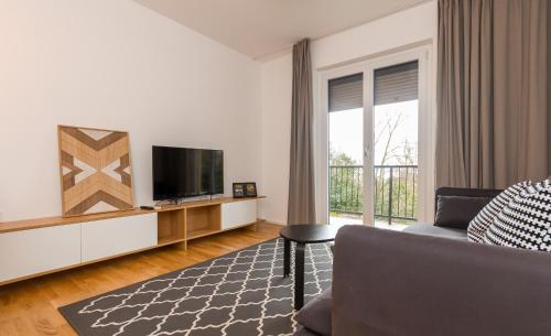 Apartament Confort cu 1 dormitor cu balcon (Comfort One-Bedroom Apartment with Balcony)