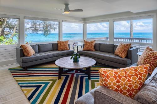 Haena Beach House Tvnc#1258 - Princeville, HI 96741