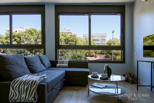 Blue Azur Apartments photo 24