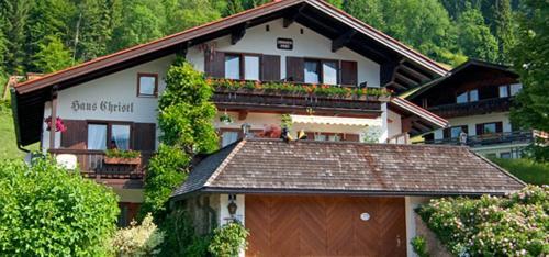 Haus Christl - Apartment - Reit im Winkl