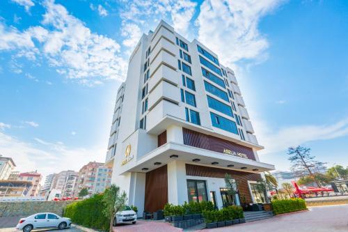 Trabzon Aselia Hotel Trabzon harita