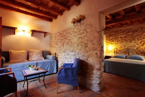 Suite Junior Familiar Can Lluc Hotel Rural 15