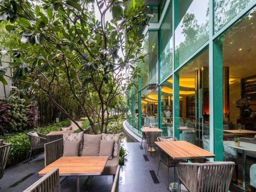 Chatrium Hotel Riverside Bangkok photo 41
