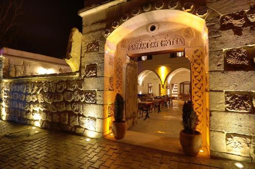 Goreme Safran Cave Hotel telefon