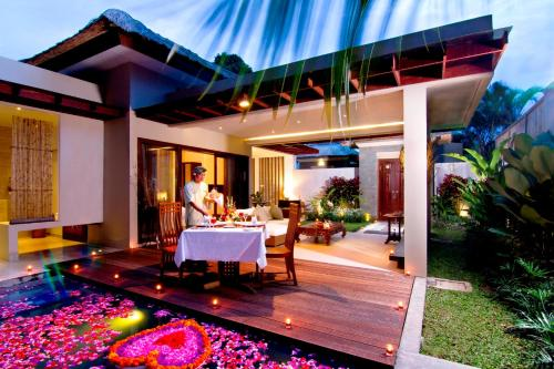 Honeymoon Package at Deluxe Villa with Private Pool
