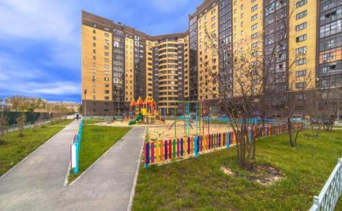 Apartment 50 Let Oktyabrya
