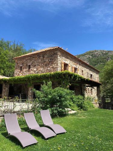 A Muvrella - Chambre d'hôtes - Pioggiola