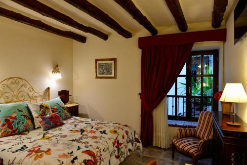 Double Room - single occupancy Hotel Rural Masía la Mota 14