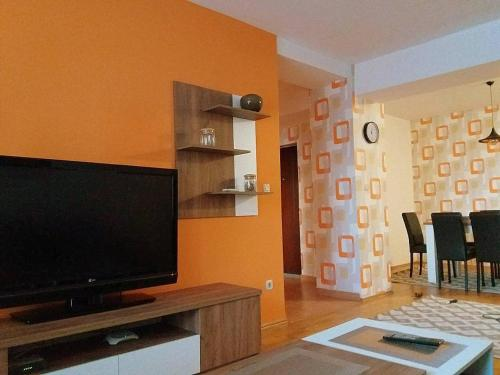 The Orange Apartment