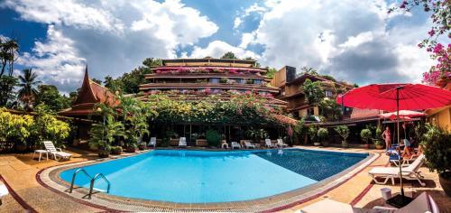 Bougainvillea Terrace House Phuket
