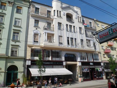 Centrál Apartman in Miskolc