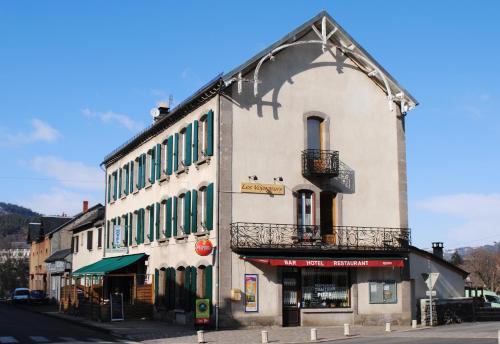 . Hotel des voyageurs Chez Betty