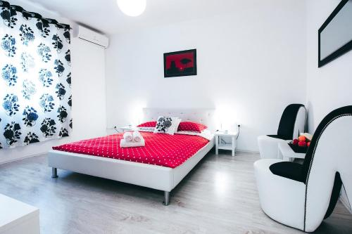 Fifi apartment w. parking in old town, 23000 Zadar