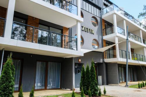 . Apartamenty Marina Borki
