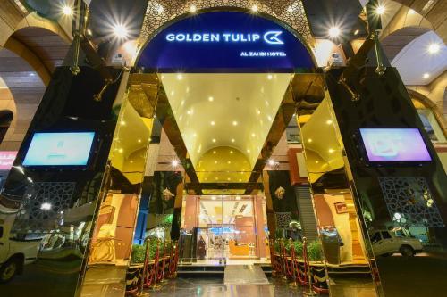 . Golden Tulip Al-Zahabi Hotel