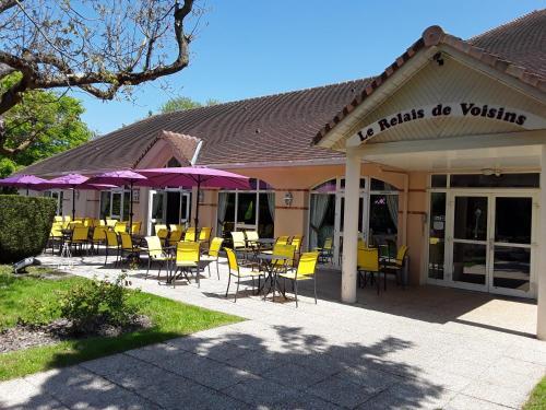Le Relais de Voisins - Hôtel - Voisins-le-Bretonneux