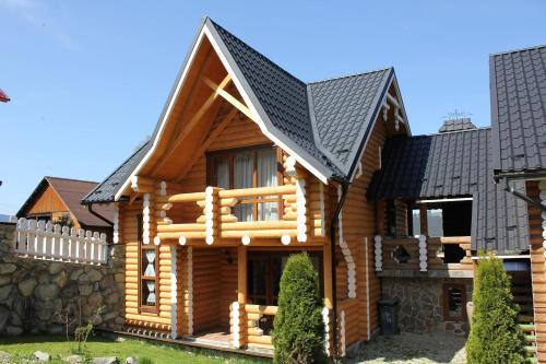 Cottage Oberig - Accommodation - Vorokhta