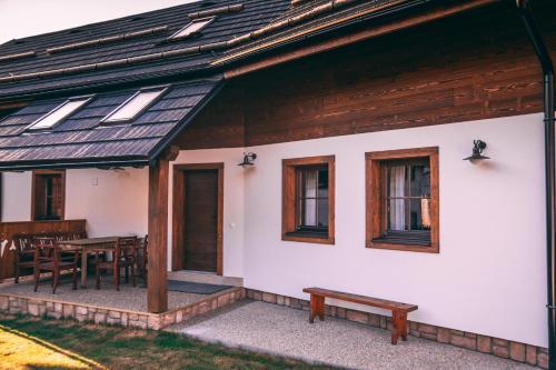 . Apartmány Štefanova