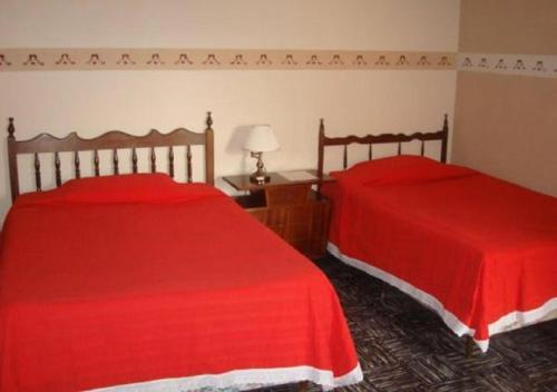 Tweepersoonskamer met 1 of 2 Bedden (Double or Twin Room)