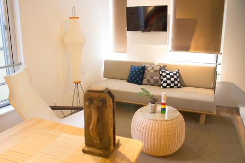 Art Apartment AOCA Sanno RAGNER