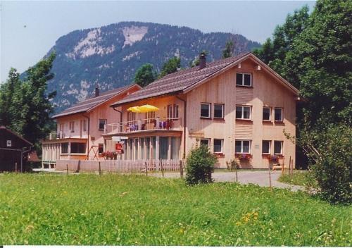 Ferienwohnungen Schantl - Apartment - Schoppernau