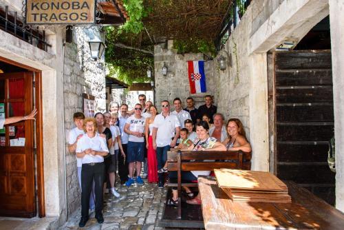Heritage  Tragos, Pension in Trogir