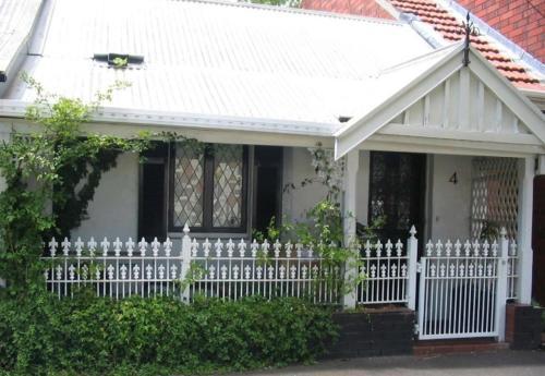 Jerningham Street Cottage