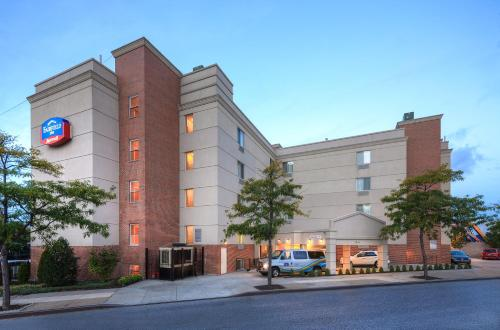 Fairfield Inn by Marriott New York LaGuardia Airport-Flushing