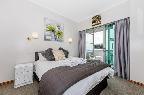 Comfortable Princes Wharf 2BR Apartment for up to 6 guests - Auckland