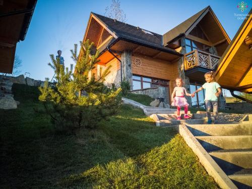 Tatrza?ski Ogród Regional Houses Zakopane - Chalet