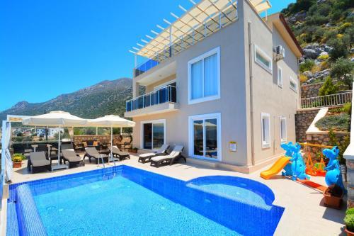 Kalkan Private Villa Yamac rezervasyon