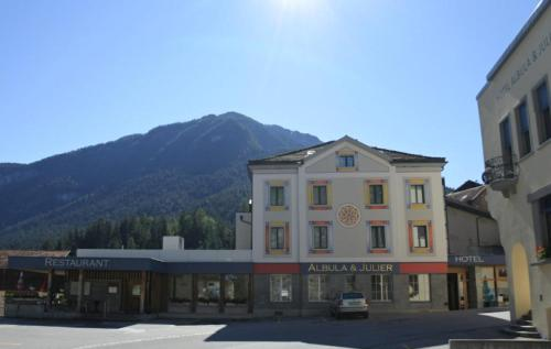 Accommodation in Tiefencastel