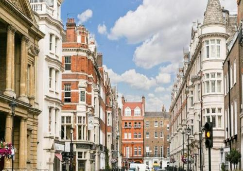 Marylebone High Street Apartment a London