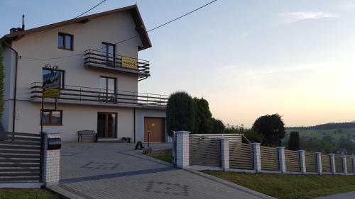 Accommodation in Kasina Wielka