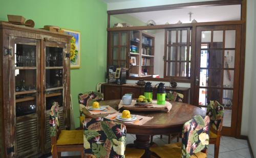. A Casa Morro do Moreno