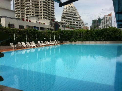 Oasis Silom Condominium Oasis Silom Condominium