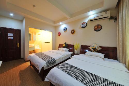 Chengdu Zaishuiyifang Hotel Shuangliu Airport room photos